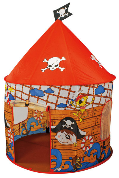 treasure island pirate zelt von knorrtoys produkt news. Black Bedroom Furniture Sets. Home Design Ideas