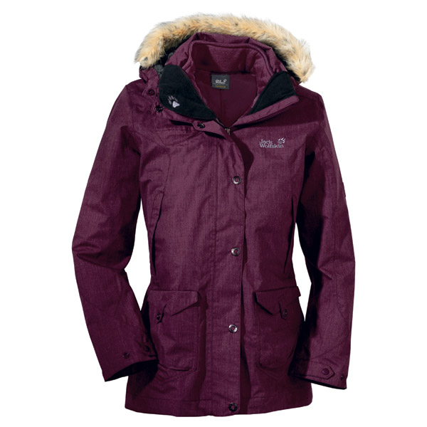 Jack Wolfskin Wave Hill Parka Women Produkt News